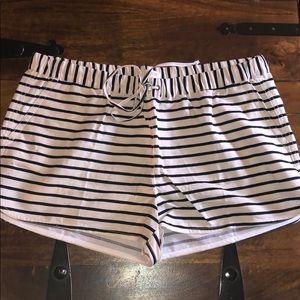 NWT JCrew Factory Drawstring Shorts